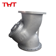 Professional factory sanitary kitz y type strainer